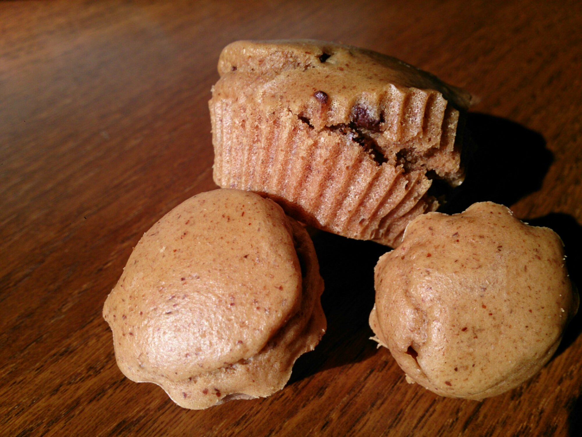muffins chocolat marrons vegan sans gluten healthy little things. Black Bedroom Furniture Sets. Home Design Ideas