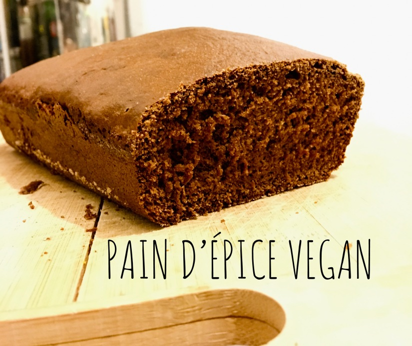 Pain d'épice (Vegan)